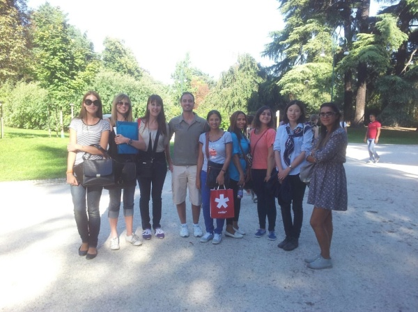 Visita guidata a Parco Sempione