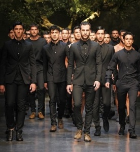 Milan fashion week - extra activities for learning italian