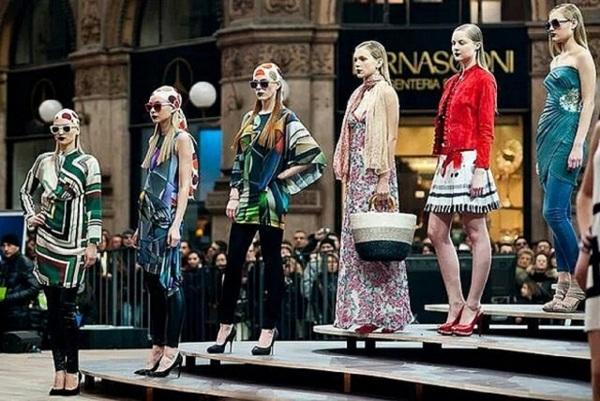 Settimana dela Moda a Milano