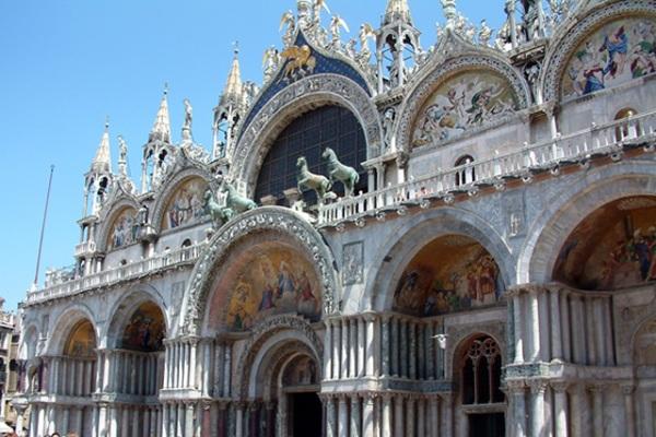 venezia basilica sanmarco